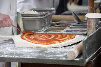 Kebab Flatbread